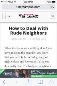 HC neighbors