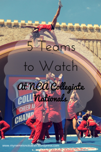 nca 5 teams to watch