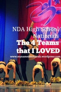 nda high school post