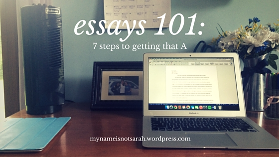 ESSAY WRITING POST