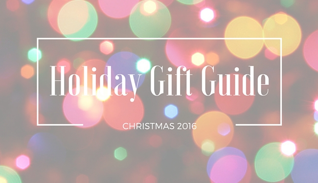 2016 Christmas Gift Guide: Companies Who Give Back to Charity