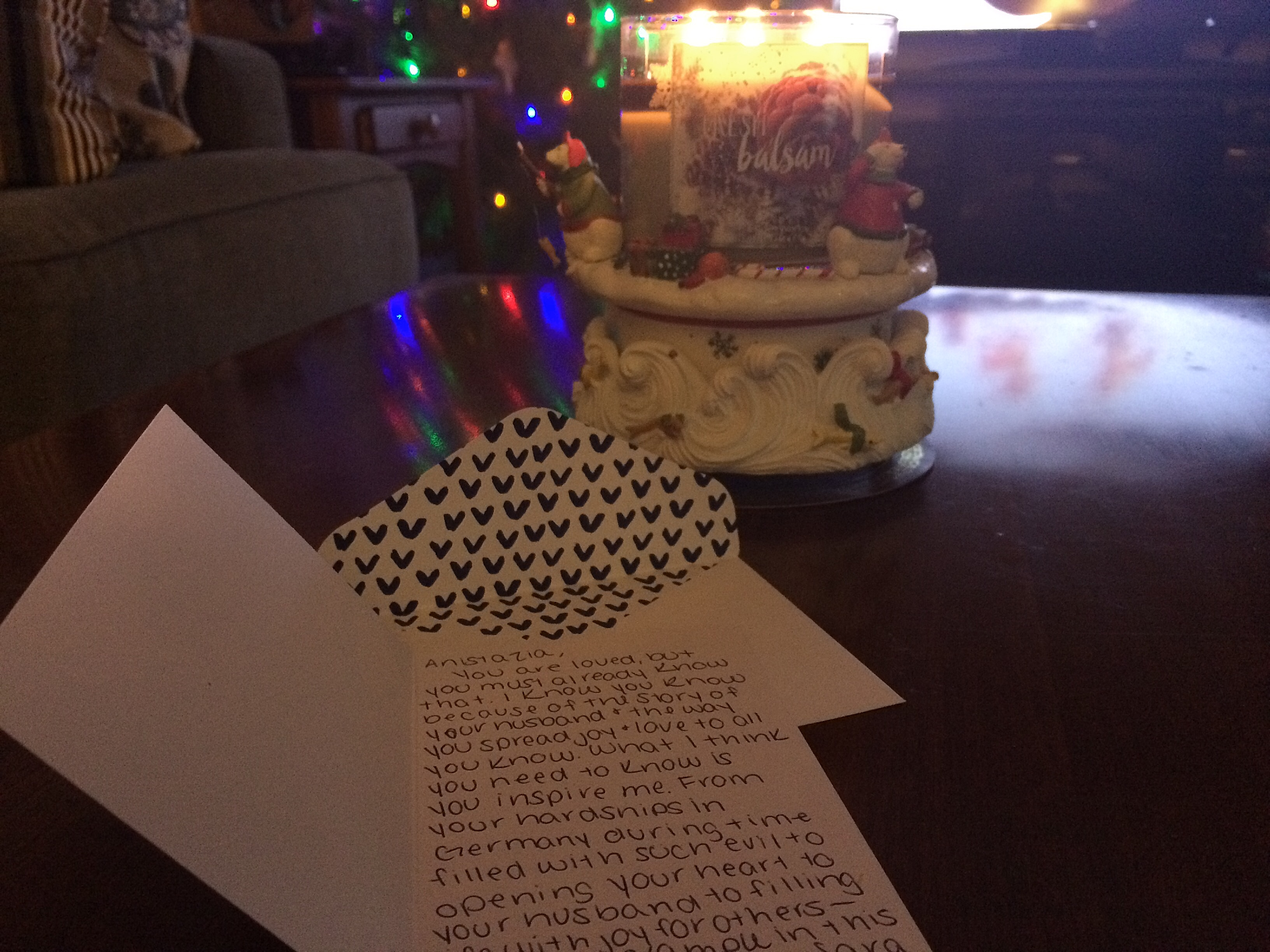 Writing Love Letters Because the World Needs More
